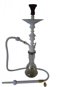 All White Hookah