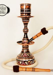 morocco hookah 24 inches tall